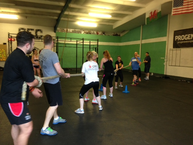 Kettle Bell Bootcamp