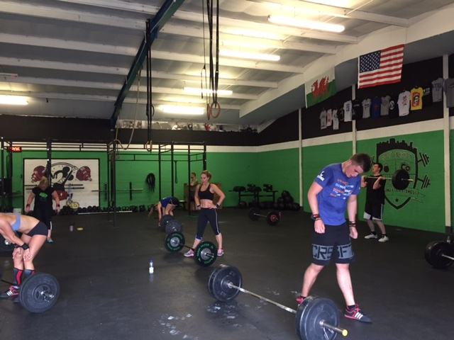 Olympic Lifting & Endurance 13.09.15